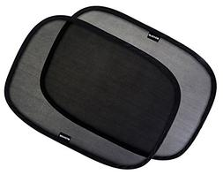 "Enovoe Car Window Shade - 19""x12"" - Cling Sunshade for Side"