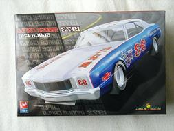 FACTORY-SEALED 1972 Monte Carlo Stock Car by AMT ERTL for Mo