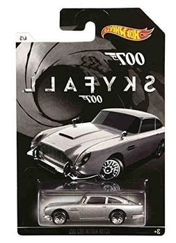 Hot Wheels, 2015 Exclusive James Bond 007, Skyfall 1963 Asto
