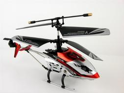 "JXD 4 Ch Indoor Infrared RC Gyroscope Helicopter ""Drift King"