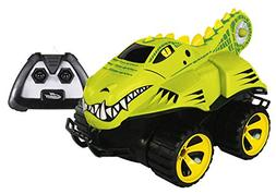 Kid Galaxy Amphibious RC Car Mega Morphibians Crocodile. All