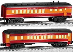 Lionel Southern Pacific Coach/Diner Baby Madison Passenger C