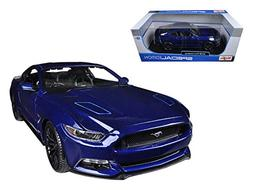 Maisto 1:18 Scale 2015 Ford Mustang Diecast Vehicle
