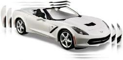 Maisto 1:24 Scale Assembly Line 2014 Corvette Stingray Conve