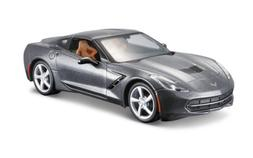 Maisto 1:24 Scale Assembly Line 2014 Corvette Stingray Coupe