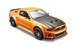 Maisto 1:24 Scale Assembly Line 2014 Ford Mustang Street Rac
