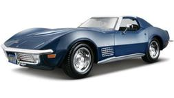 Maisto 1970 Chevy Corvette T-Top 1/24 Scale Diecast Model Ca