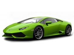 Maisto Lamborghini Huracan LP610-4 Green 1/24 Model Car