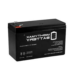 Mighty Max Battery 12V 7AH SLA Battery for Henes Broon RC Ri