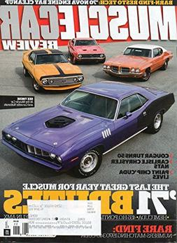 Muscle Car Review 2016 Magazine RARE BARN-FIND RESTO TECH 19