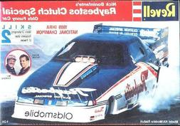 Raybestos Clutch Special Olds Funny Car