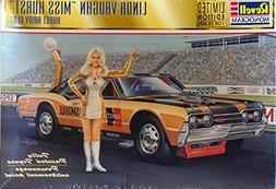 "Revell 1967 Oldsmobile Hurst Hairy Olds with Linda Vaughn""Mi"