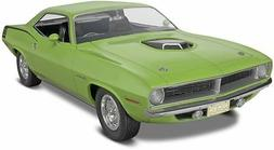 Revell '70 Plymouth Hemi Cuda 2N1 Plastic Model Kit