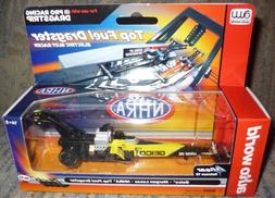 #SC253/48 Auto World NHRA Morgan Lucas Geico Top Fuel HO Ele