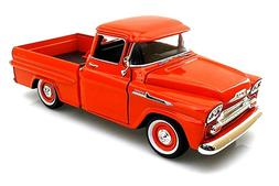 Showcasts 1958 Chevy Apache Fleetside Pickup Truck 1/24 Scal
