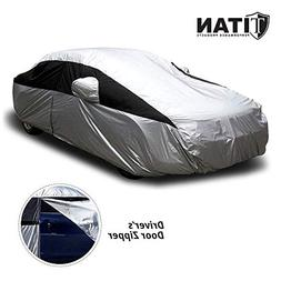 Titan Lightweight Car Cover | Outdoor Waterproof Cover For T