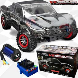 Traxxas 1/10 Slash 4X4 Brushless Short Course Truck