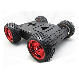 UniHobby Wifi Robot Car Chassis 4WD Robot Car Kit Maximum Lo