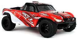 Velocity Toys Off Road Storm Truggy Remote Control RC Truck,