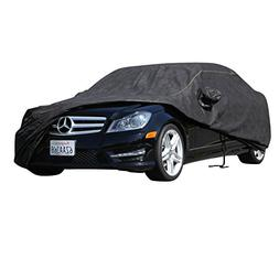 XtremeCoverPro Car Cover for Nissan 350Z 270Z Coupe Convertible Nismo Jet Black