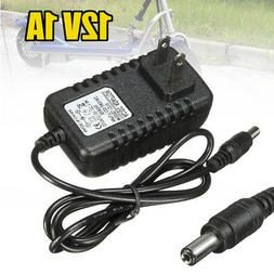 ac dc 12v 1a battery charger adapter