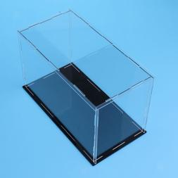 Acrylic Display Case Dust-proof Show Box for Plane Car Boat