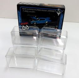 Acrylic Display Cases  Cases w/Backgrounds 1:64 Cars Truck H