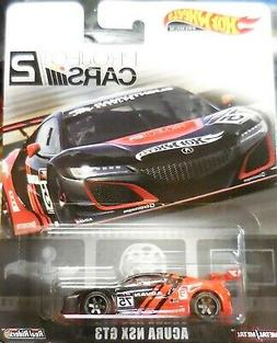 Acura NSX GT 3 2019 Hot Wheels Retro Entertainment Project C