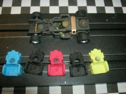 AF/X Auto world resin H.O. slot car chassis extension for cu