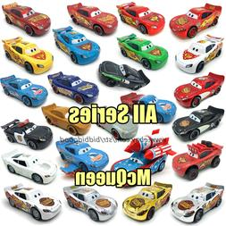 All Series Lightning McQueen Mattel Disney Pixar Cars 1:55 D