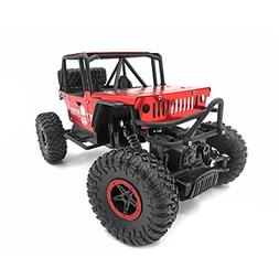 Flytec Alloy RC Cars Off-road Vehicles Rock Crawler Monster