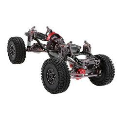 Aluminum Alloy RC Rock Crawler Chassis Frame Kit for 1/10 Ax