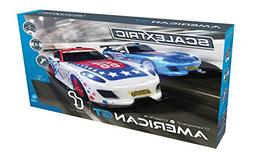Scalextric America GT 1:32 Slot Car Race Track C1361T Playse