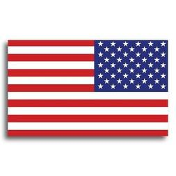 American Flag Magnet 3x5 inch Patriotic Decal Perfect for Ca