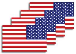 american flag magnets 4 pack 3x5 inch