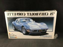 Arii American Muscle Car Collection '78 Chevrolet Corvette 1