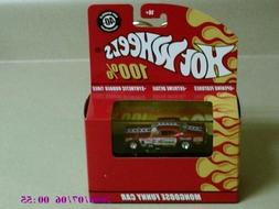 Limited Edition Hot Wheels 100% 40th Anniversary Mongoose Fu