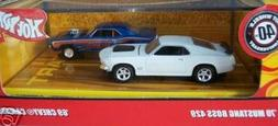Hot Wheels 40th Anniversary Motown Metal '70 Mustang Boss 42