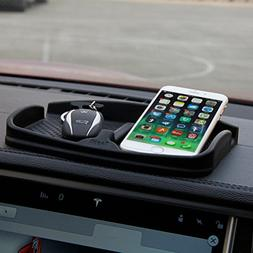 Anti-Slip Car Dash Grip Pad for Cell Phone, Keychains, Sun G