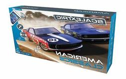 Scalextric ARC One American Classics 1:32 Slot Car Race Trac