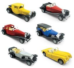 Liberty Imports Set of 6 Assorted Pullback Diecast Metal Ant