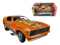 Auto World 1:18 BRUTUS 1971 Ford Mustang NHRA Funny Car Lew