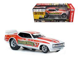 Auto World 1:18 CONNIE KALITTA 1972 Mustang NHRA Funny Car B