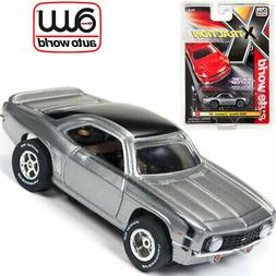 Auto World 1969 Chevy Camaro SS Xtraction AFX HO Scale slot