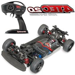 Traxxas Automobile Electric AWD Remote Control 4-Tec 2.0 Rac