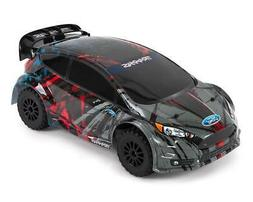 Traxxas 1/10 Scale Remote Control AWD Ford Fiesta ST Rally R