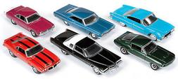 Auto World AW64002B 1:64 Diecast Cars Detailed Release B
