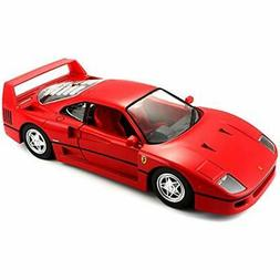 B18-26016 124 Scale Race And Play Of The Ferrari F40 Sports