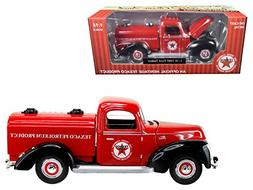 Maisto Beyond The Infinity 1940 Ford Tanker Texaco Red 1/18