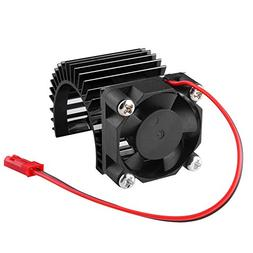 Brushless Electric Engine Motor Heatsink with Cooling Fan RS